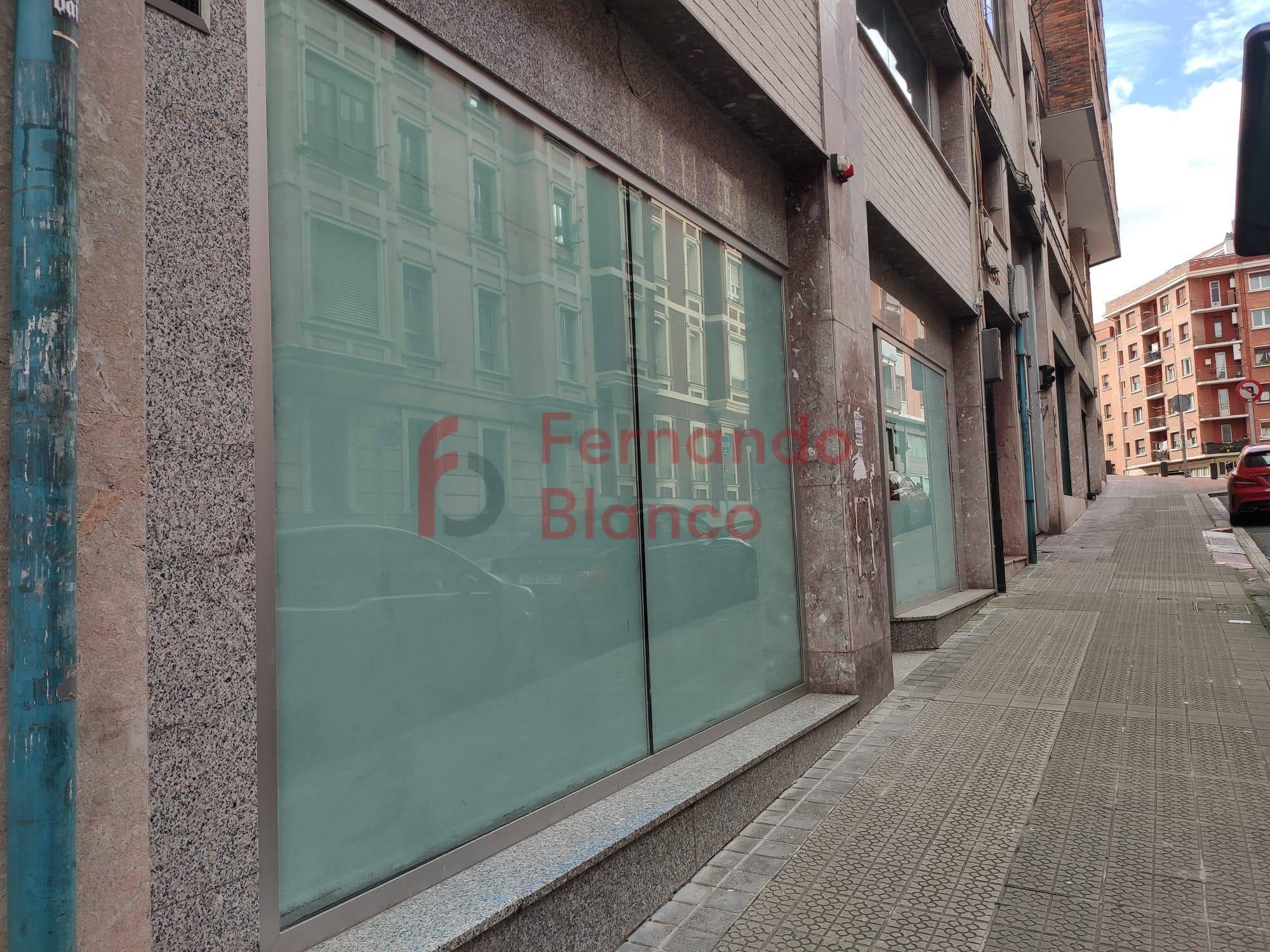 Premises for sale in Zabalburu Irala, Bilbao