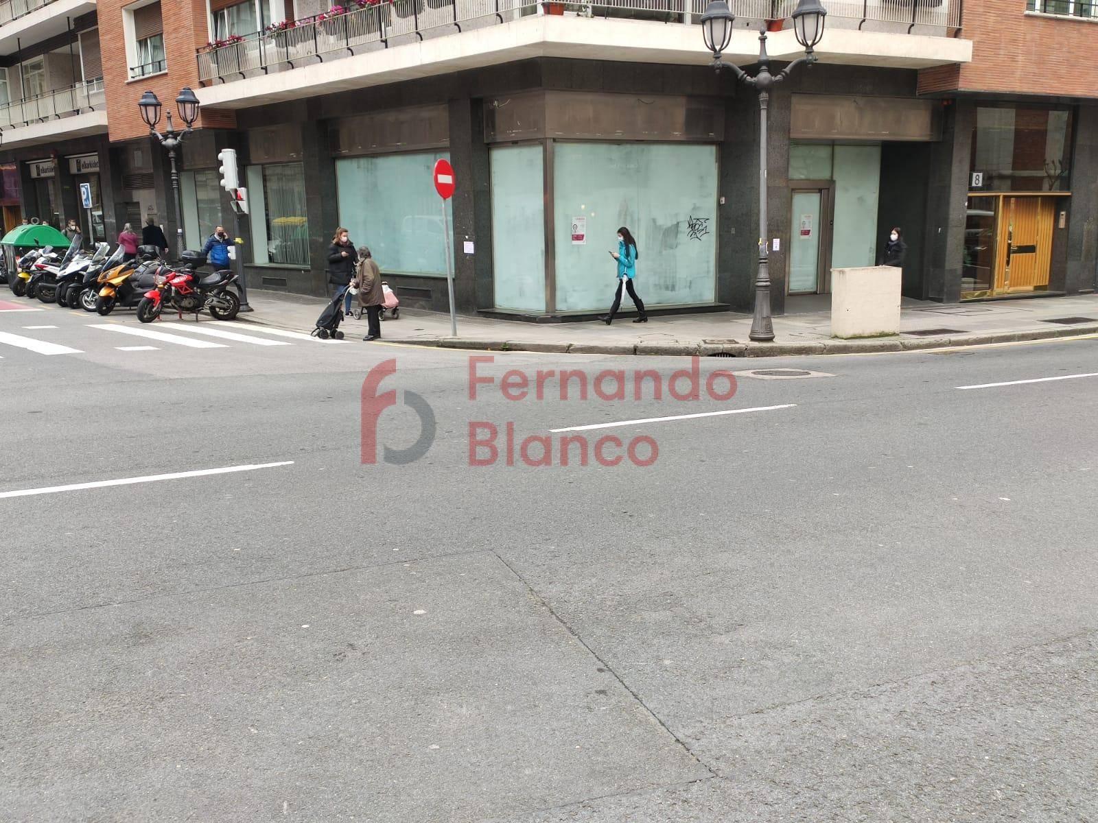 Premises for sale in Abando, Bilbao