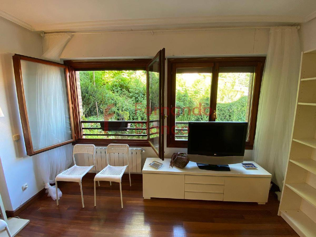 Flat for rent in Campo Volantin, Bilbao