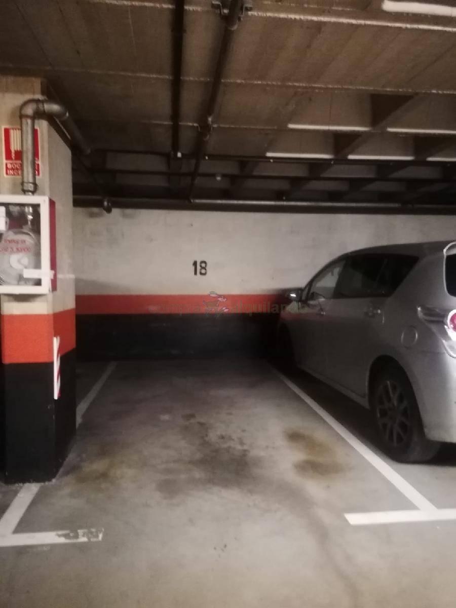 Garage for sale in Primer Ensanche, Pamplona