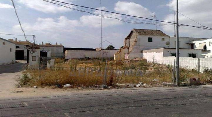 Plot for sale in Barrio Alto, Sanlucar de Barrameda
