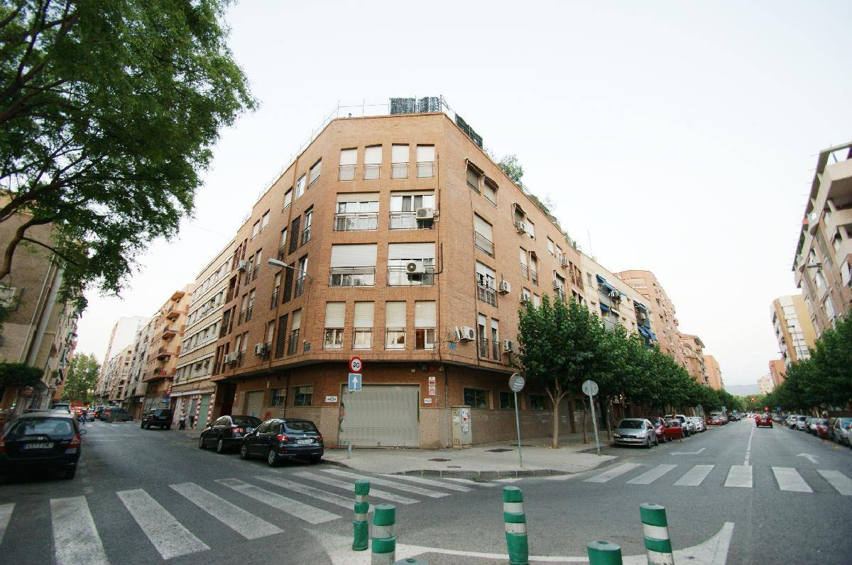 Flat for rent in San Antón, Murcia