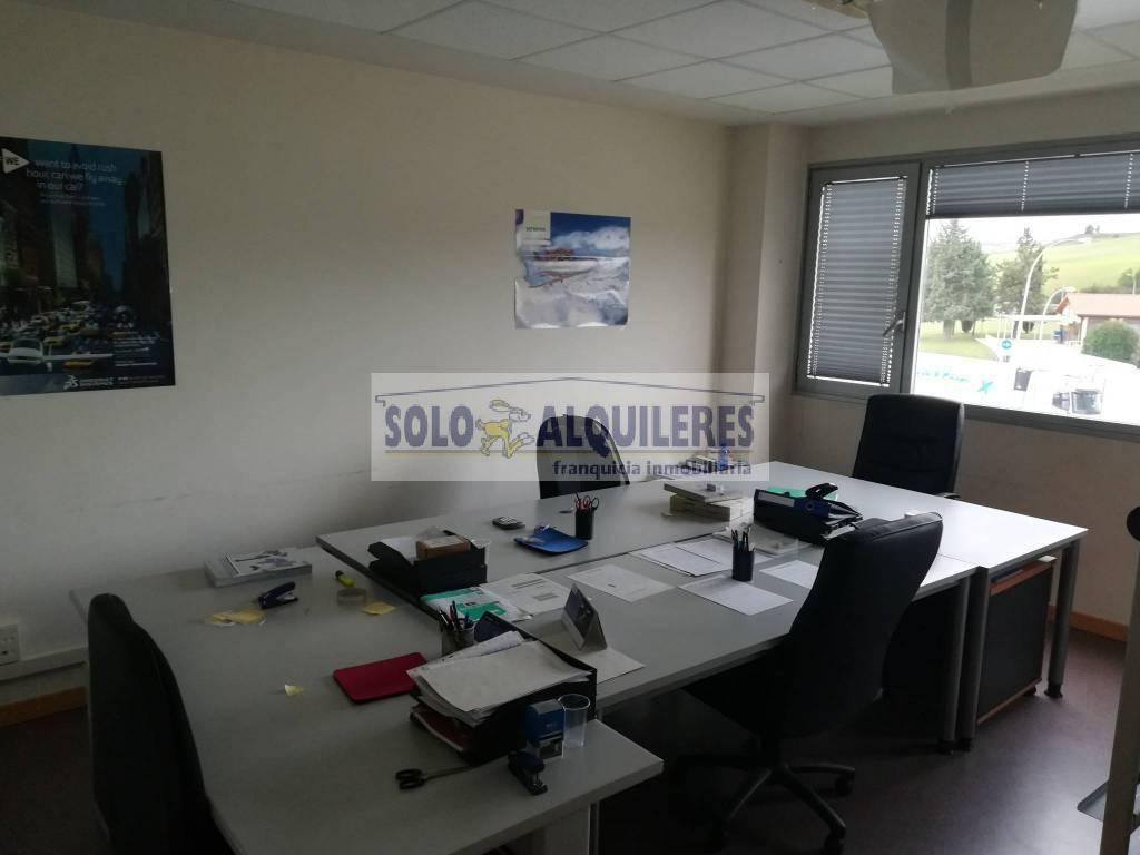 Oficina en alquiler en Beriain