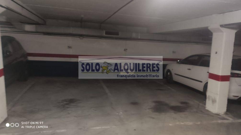Garaje en alquiler en Azpilagaña, Pamplona