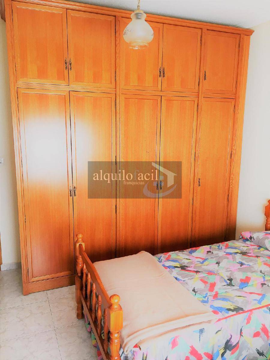 Flat for rent in Centro, Albacete