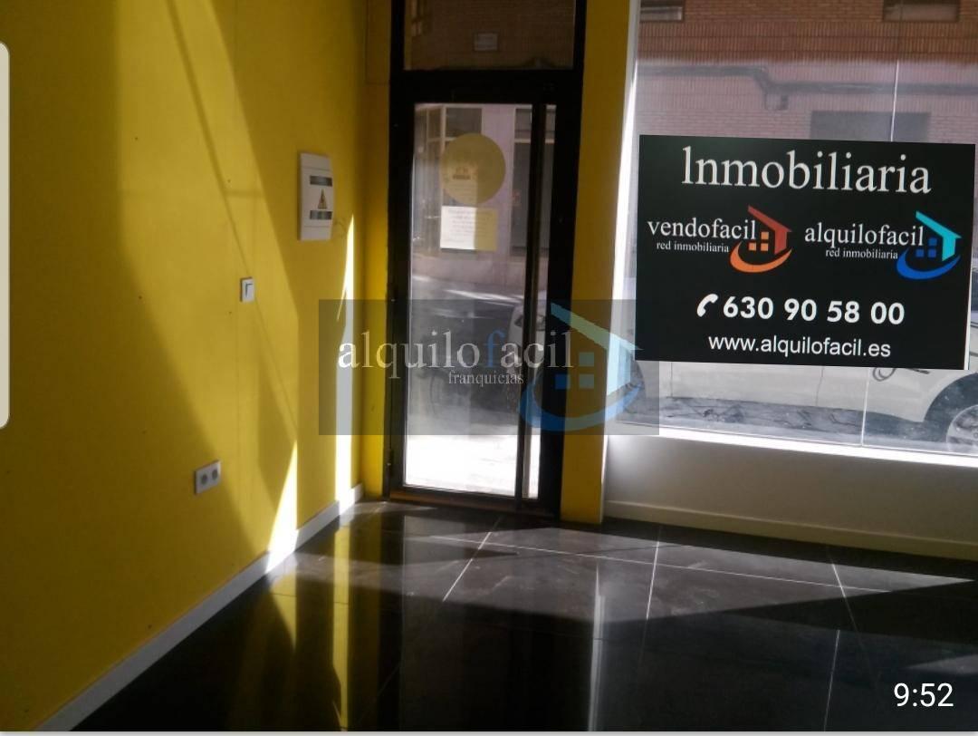 Premises for rent in Centro, Albacete
