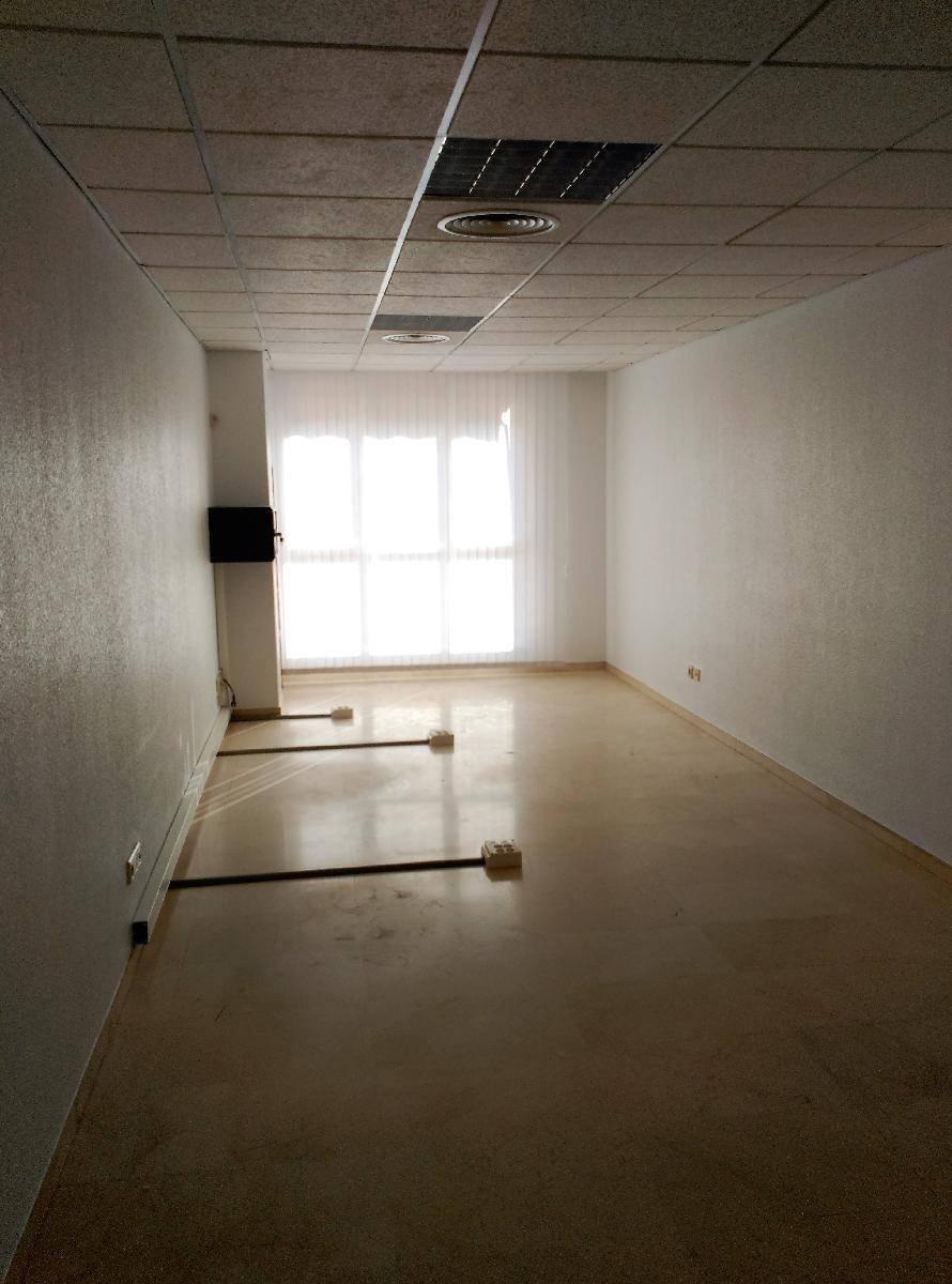Oficina en alquiler en Centro, Logroño