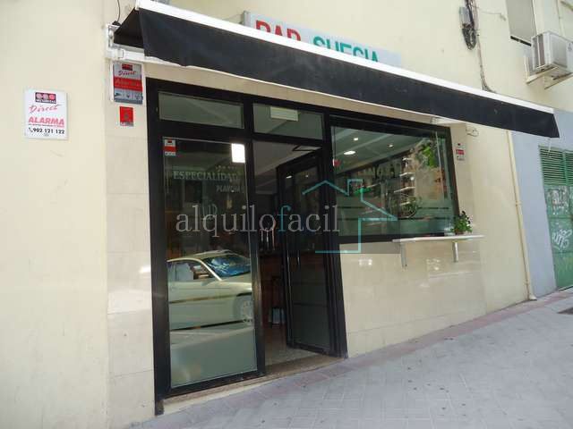 Premises for rent in Fuenlabrada