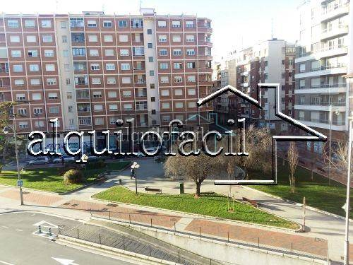 Piso en alquiler en Centro, Logroño
