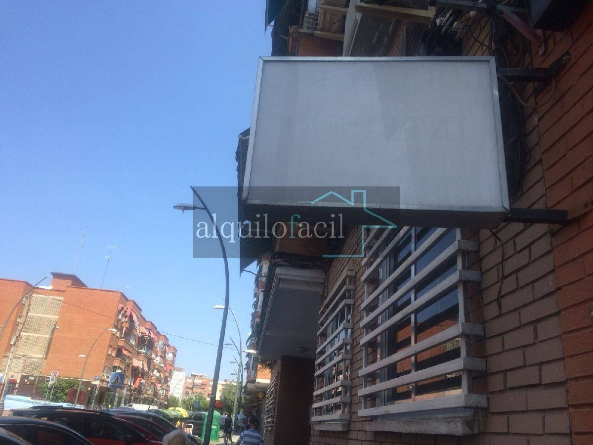 Premises for rent in Mostoles