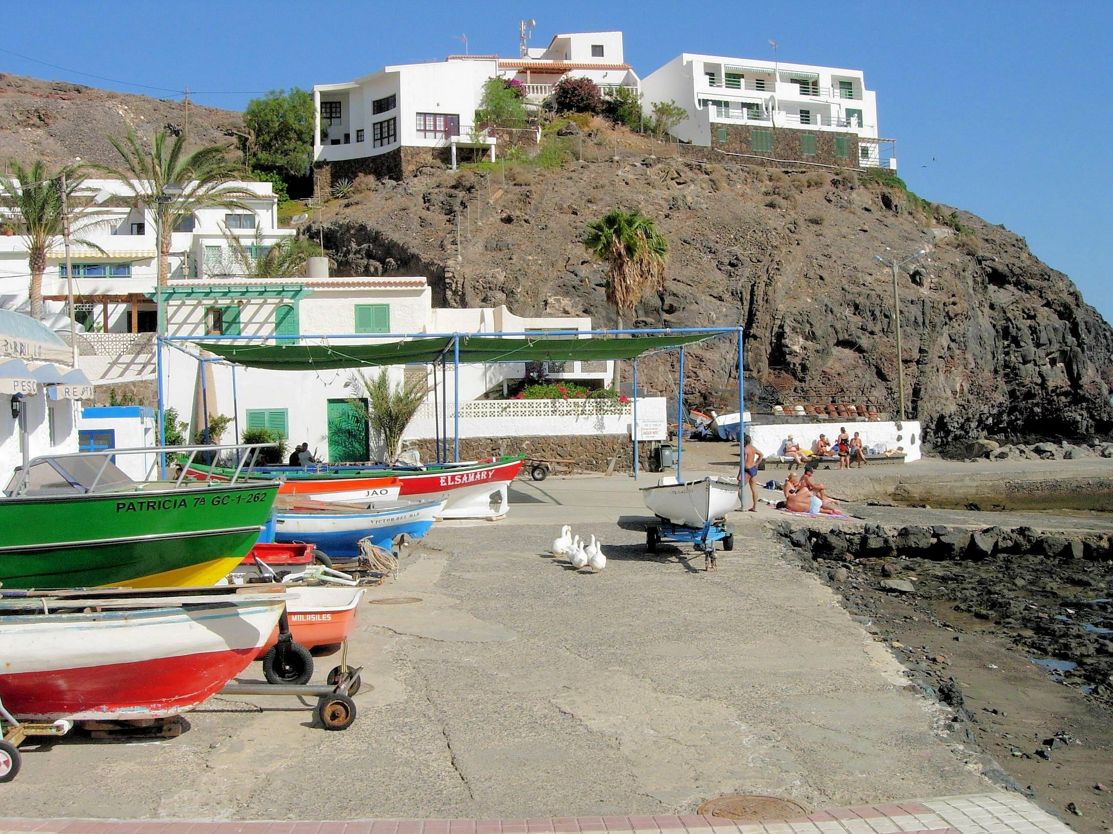 alquiler de casas en puerto del rosario